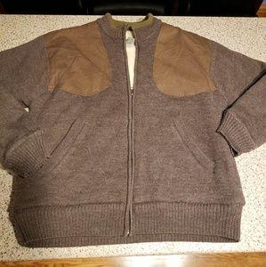 Beretta SZ XL wool hunting coat